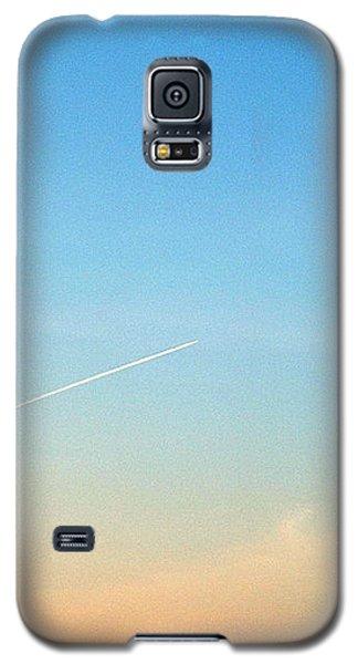 Jet To Sky Galaxy S5 Case