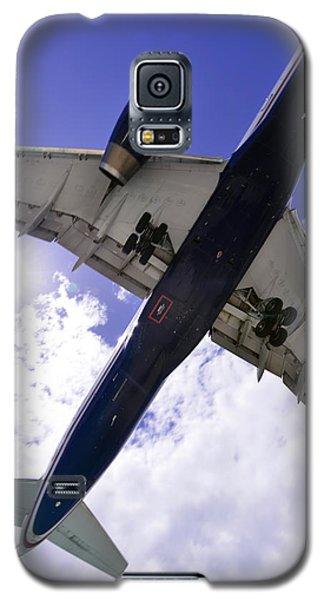 Jet Under Belly 2 Galaxy S5 Case