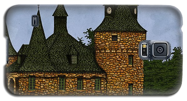 Jethro's Castle Galaxy S5 Case by Meg Shearer