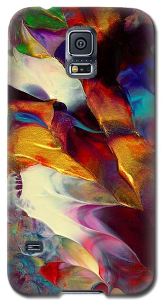 Jewel Island Galaxy S5 Case by Nan Bilden