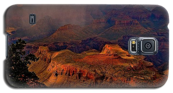 Jewel Of The Grand Canyon Galaxy S5 Case by Jim Hogg