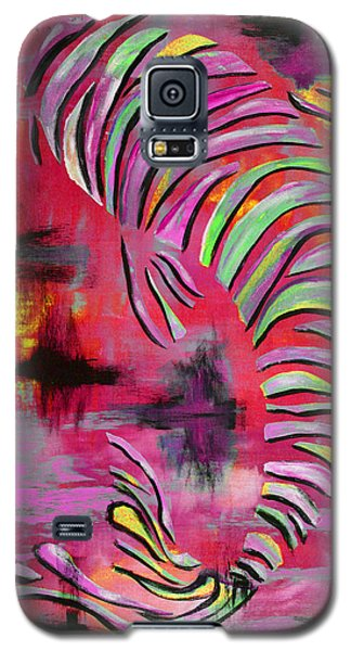Jewel Of The Orient #2 Galaxy S5 Case by Nan Bilden