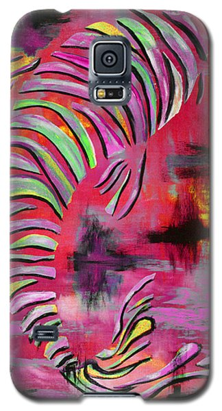 Jewel Of The Orient #3 Galaxy S5 Case by Nan Bilden