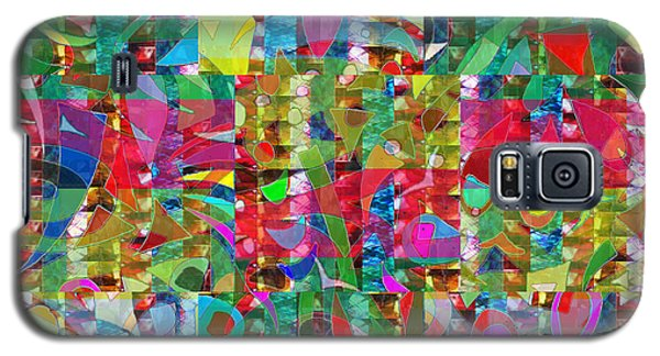 Jewel Stones Sprinkle Abstract  Navinjoshi  Rights Managed Images Graphic Design Is A Strategic Art  Galaxy S5 Case by Navin Joshi
