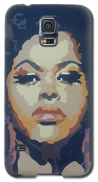 Jill Scott Galaxy S5 Case