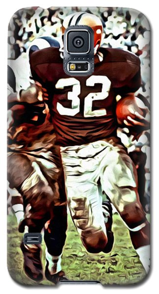 Jim Brown Galaxy S5 Case