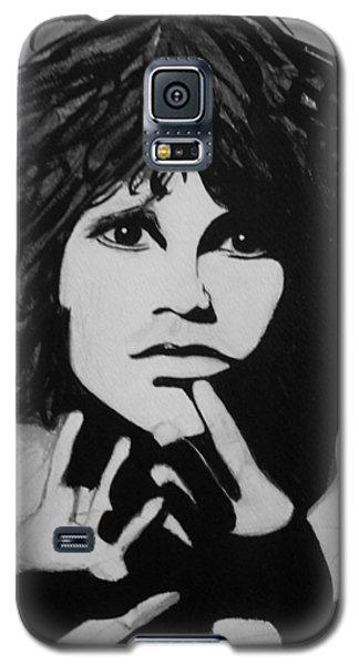 Jim Morrison Galaxy S5 Case