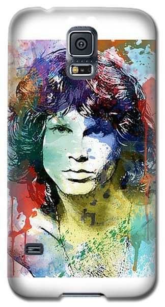 Jim Morrison Galaxy S5 Case