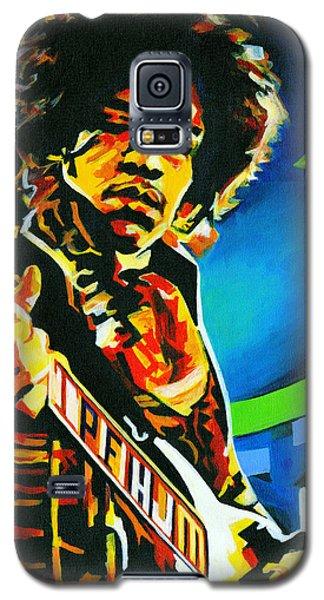 Bold As Love. Jimi Hendrix  Galaxy S5 Case