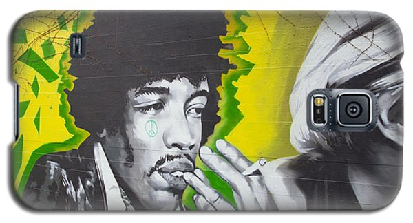 Jimmy Hendrix Mural Galaxy S5 Case