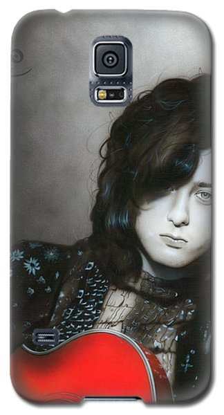 ' Jimmy Page ' Galaxy S5 Case