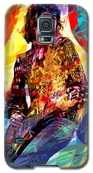 Jimmy Page Leds Lead Galaxy S5 Case
