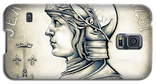 Joan Of Arc - Original Galaxy S5 Case