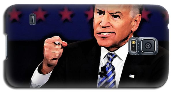 Joe Bidencaricature Galaxy S5 Case by Anthony Caruso