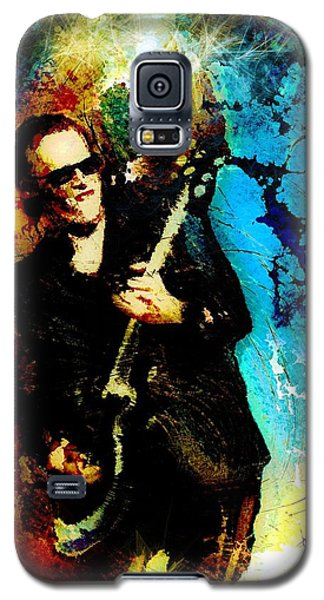Joe Bonamassa Madness Galaxy S5 Case