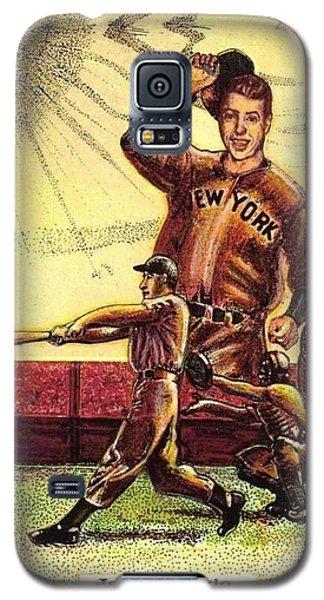 Joe Dimaggio Yankee Clipper Galaxy S5 Case