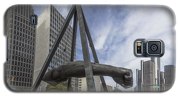 Joe Louis Fist Downtown Detroit  Galaxy S5 Case