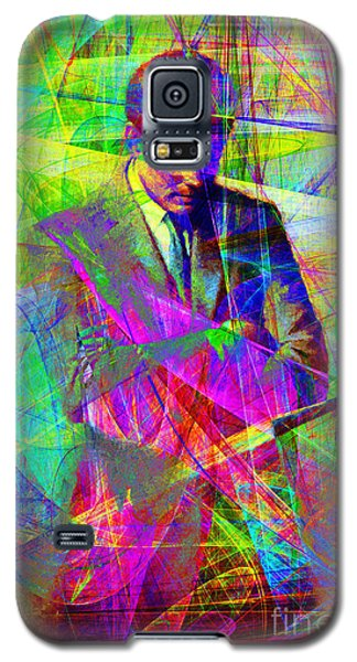 John Fitzgerald Kennedy Jfk In Abstract 20130610 Galaxy S5 Case