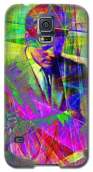 John Fitzgerald Kennedy Jfk In Abstract 20130610v2 Galaxy S5 Case