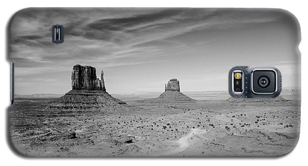 John Ford View Of Monument Valley Galaxy S5 Case