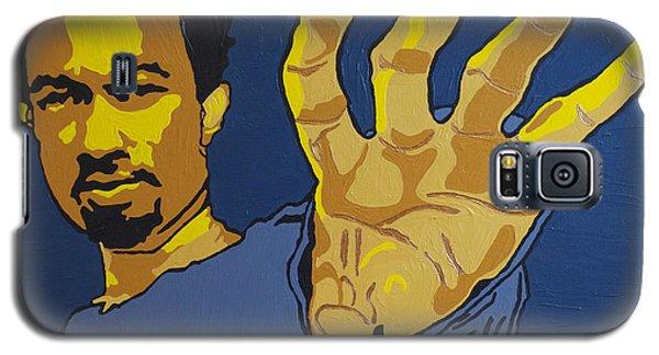 John Legend Galaxy S5 Case