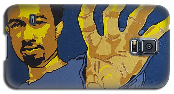 John Legend Galaxy S5 Case