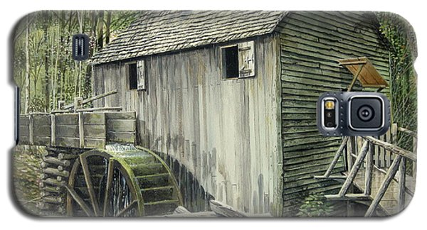 John P. Cable Grist Mill Galaxy S5 Case