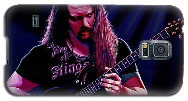 John Petrucci Painting Galaxy S5 Case