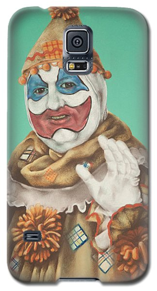 John Wayne Gacy As Pogo The Clown Galaxy S5 Case