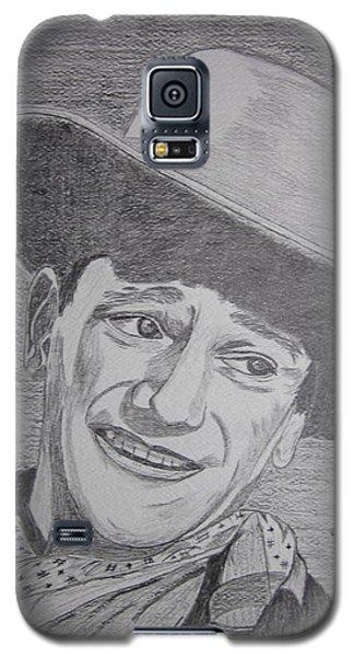 John Wayne Galaxy S5 Case by Kathy Marrs Chandler