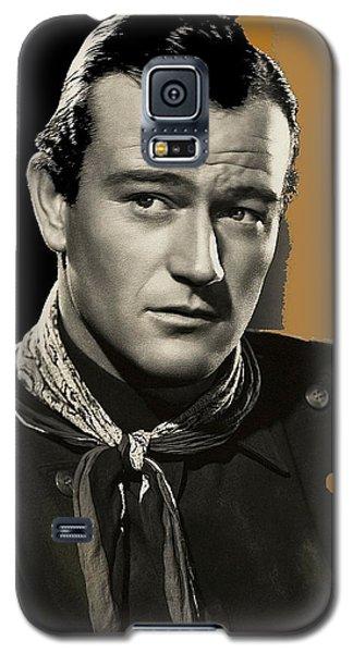 John Wayne  Publicity Photo In Costume Stagecoach 1939-2009 Galaxy S5 Case