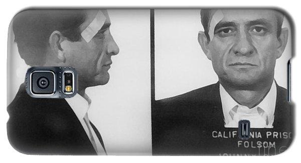 Johnny Cash Folsom Prison Canvas Print,photographic Print,art Print,framed Print,iphone Galaxy S5 Case