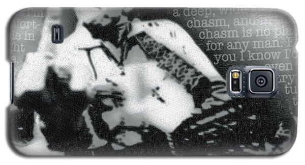 Johnny Cash Rebel Galaxy S5 Case