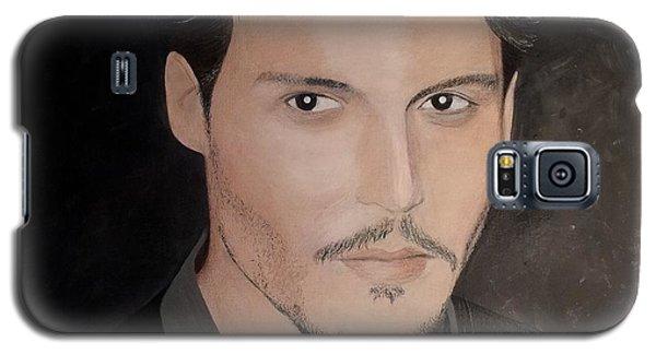 Johnny Depp - The Actor Galaxy S5 Case