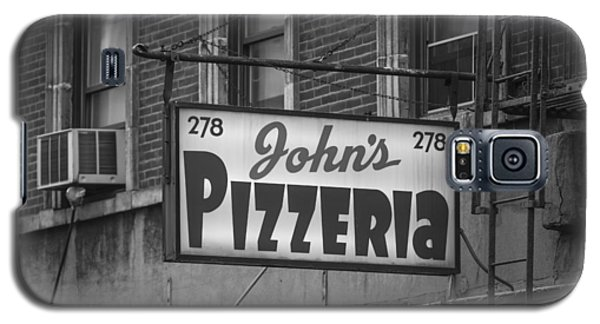 John's Pizzeria In Nyc Galaxy S5 Case