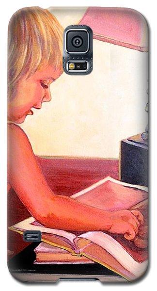 Jojo And Renoir Galaxy S5 Case