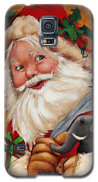 Jolly Santa Galaxy S5 Case
