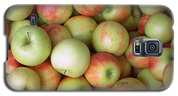 Galaxy S5 Case featuring the photograph Jonagold Apples by Joseph Skompski