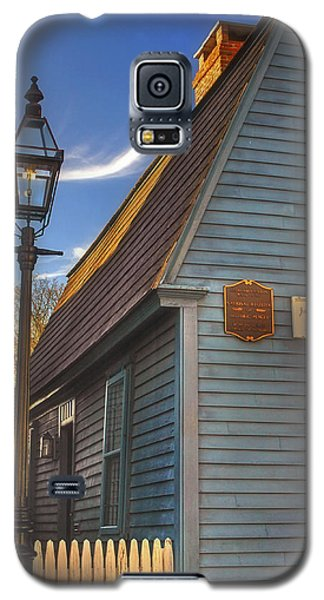 Jonathan Gibbs House Galaxy S5 Case by Joann Vitali