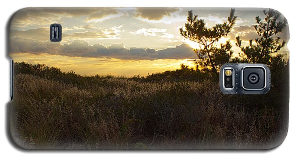 Galaxy S5 Case featuring the photograph Jones Beach Sunset Four by Jose Oquendo