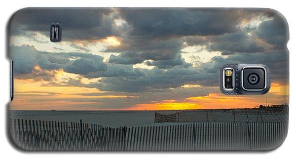 Galaxy S5 Case featuring the photograph Jones Beach Sunset Three by Jose Oquendo