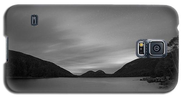Jordan Pond Blue Hour Bw Galaxy S5 Case