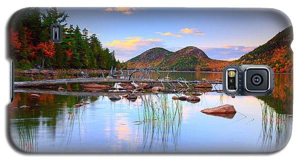 Jordan Pond In Fall Galaxy S5 Case