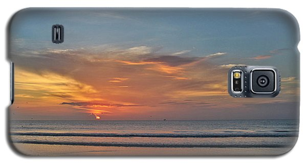 Jordan's First Sunrise Galaxy S5 Case by LeeAnn Kendall