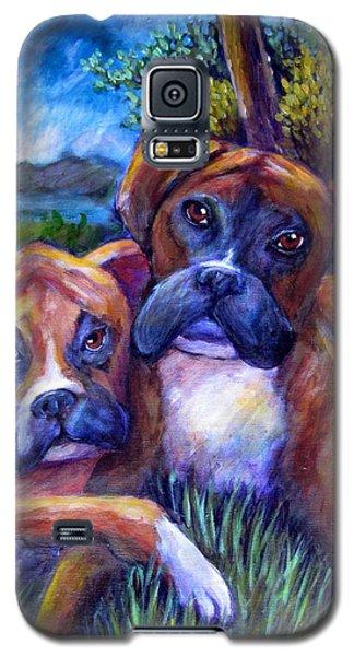 Jordie's Boxers Galaxy S5 Case