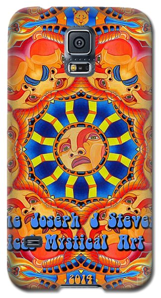 Joseph J Stevens Magical Mystical Art Tour 2014 Galaxy S5 Case