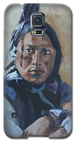 Joseph Two Bulls Galaxy S5 Case