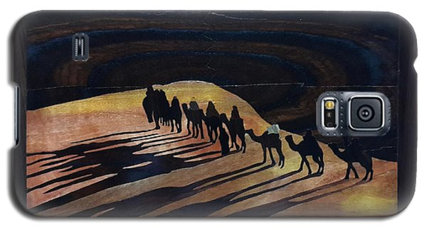 Journey To Holy Land Galaxy S5 Case