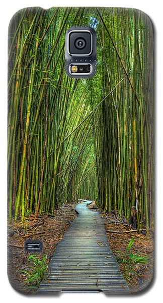 Galaxy S5 Case featuring the photograph Journey by Hawaii  Fine Art Photography