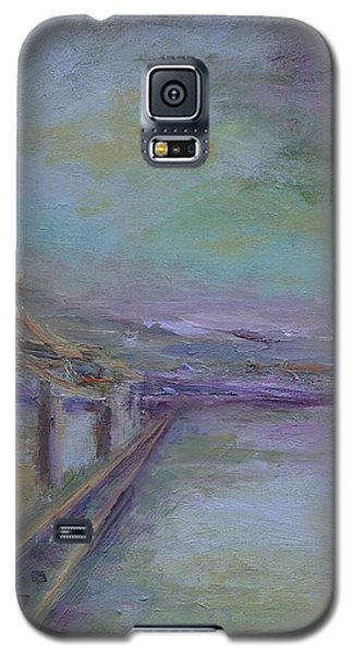 Journey Galaxy S5 Case by Mary Wolf